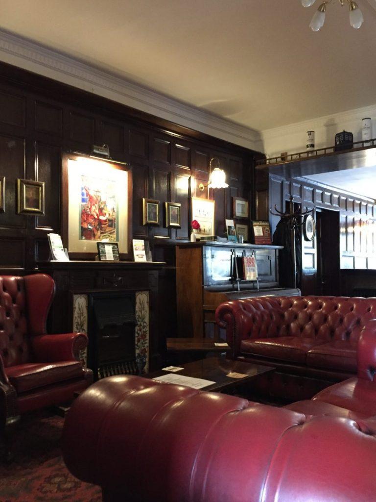 The Royal Oak, Tunbridge Wells interior shot