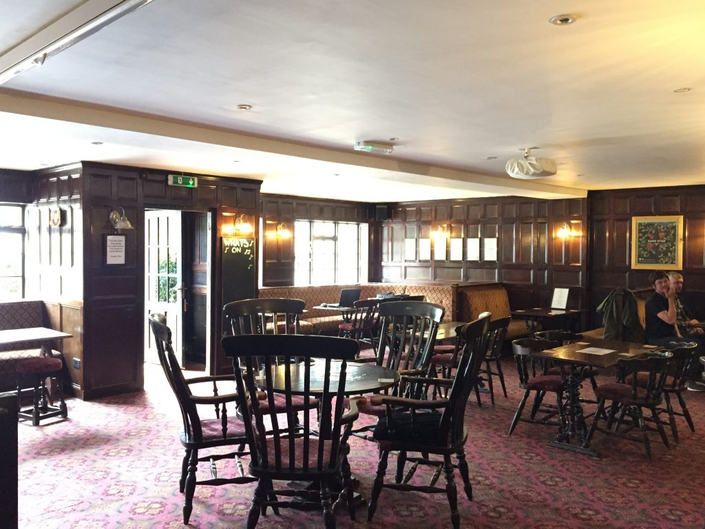 The Royal Oak, Tunbridge Wells interior shot